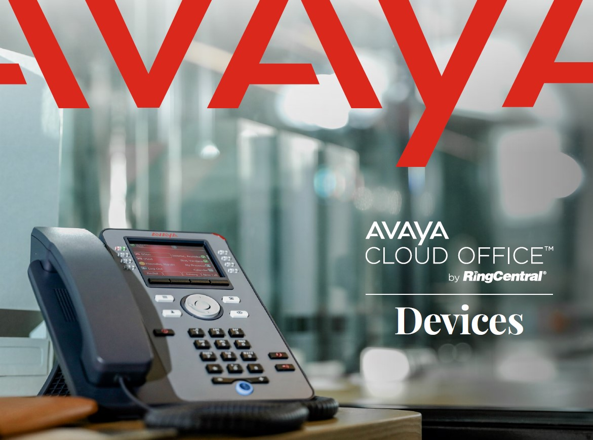 Avaya Cloud Office 1a